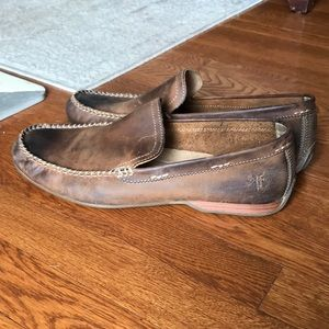 Frye Loafers: size 11